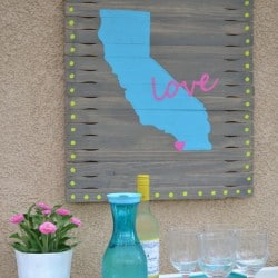 Easy outdoor art 1