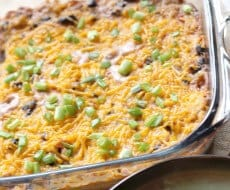 Mexican Chicken Casserole 1