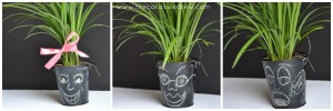 Plant Face Ideas
