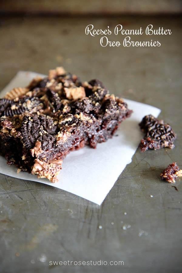 Reeses-Peanut-Butter-Oreo-Brownies-at-Sweet-Rose-Studio