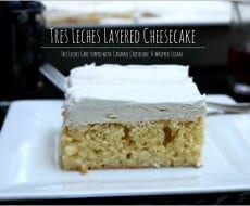 Tres Leches Cheesecake main