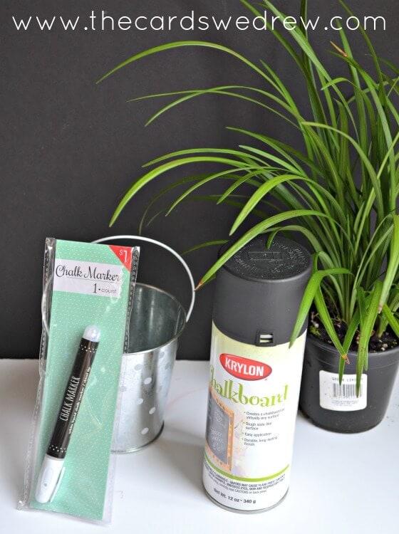 family plant friend pot tools