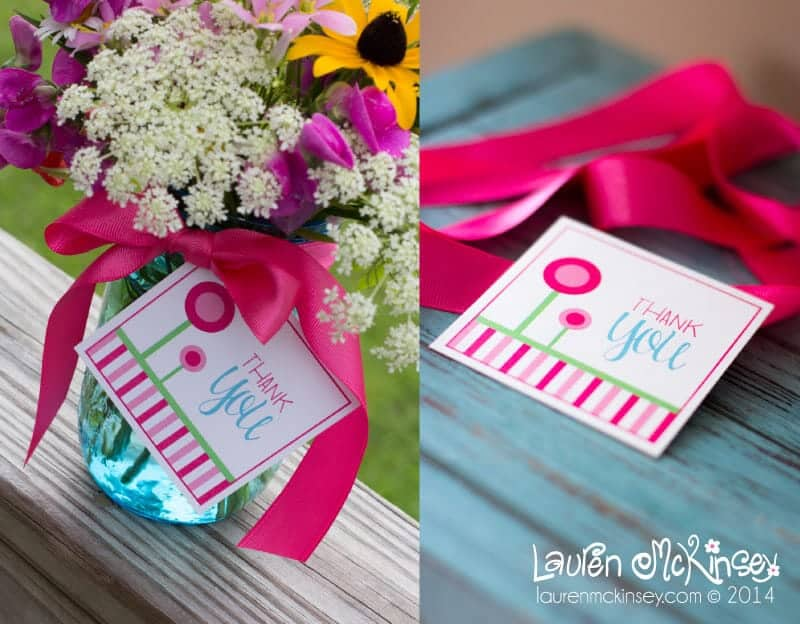 Printable Gift Tags by Lauren McKinsey on iheartnaptime.com