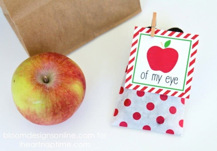 FREE printable Lunch Box Notes on iheartnaptime.com #backtoschool #kids