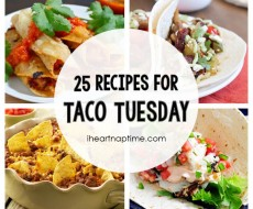 25 Taco Tuesday recipes