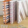 DIY BInder Covers by Blooming Homestead
