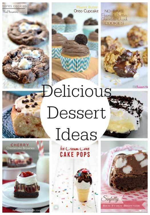 Delicious Dessert Ideas