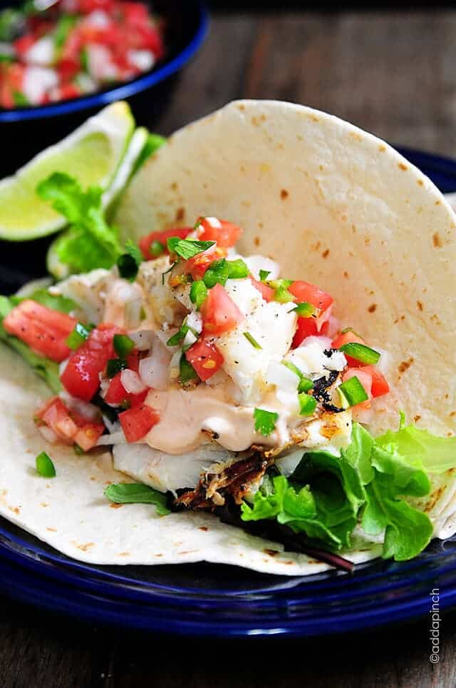 25 recipes for taco tuesday i heart nap time for Pioneer woman fish tacos