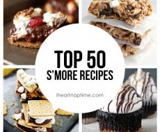 Top 50 Smore Recipes (featured)