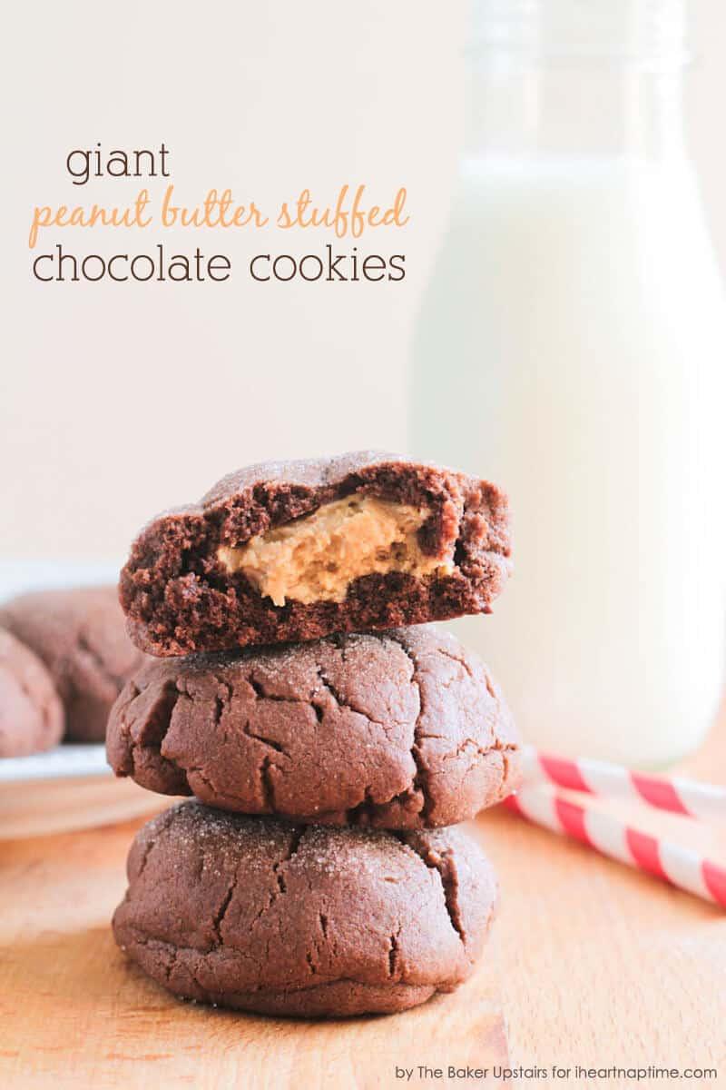 giant_peanut_butter_stuffed_chocolate_cookies