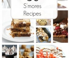 Top 50 Smores recipes at i heart nap time