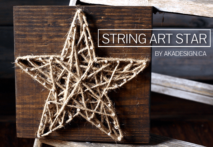 string-art-star