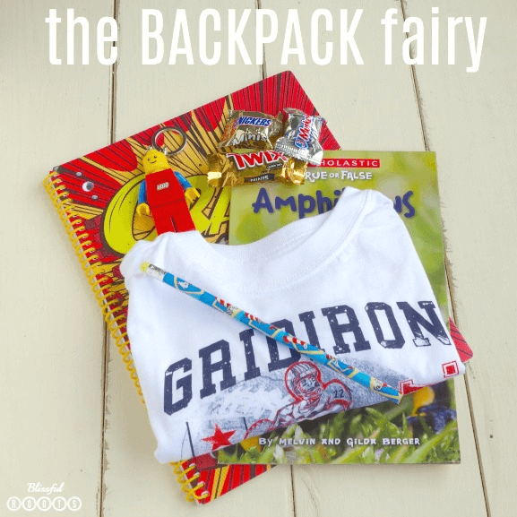 the backpack fairy