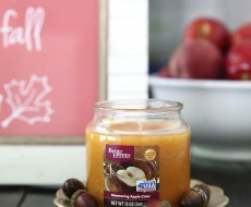 BHG apple cider candle