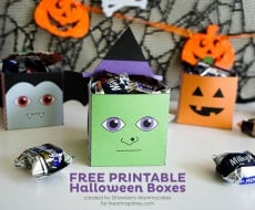 Free Printable Halloween Boxes on www.iheartnaptime.com #freeprintables