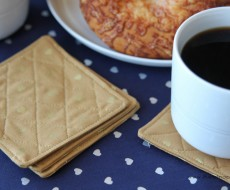 Quilted Coaster Tutorial