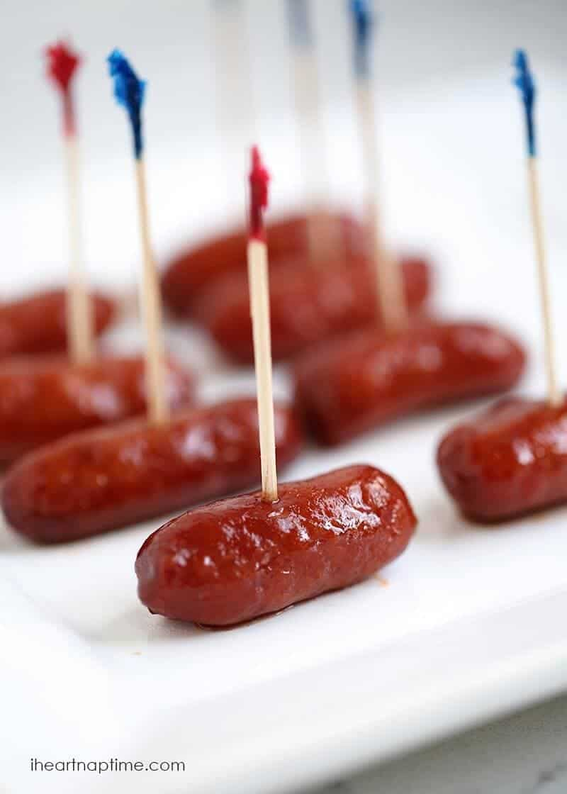 grape jelly smokies
