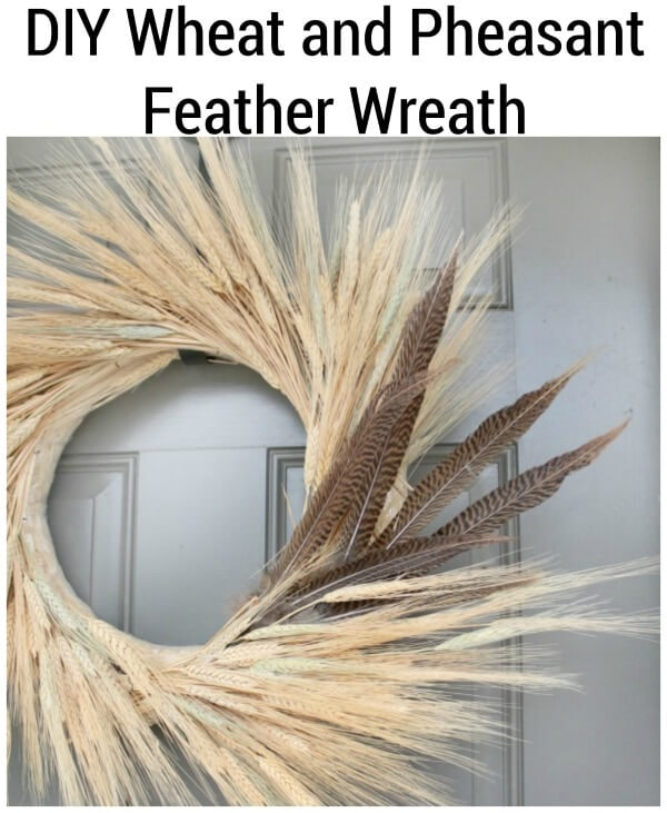 diy-feather-and-wheat-wreath