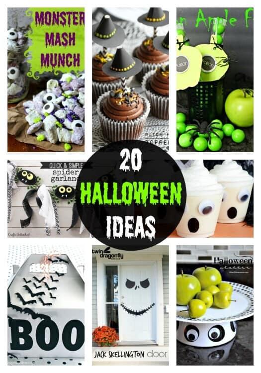 20 Halloween Project Ideas