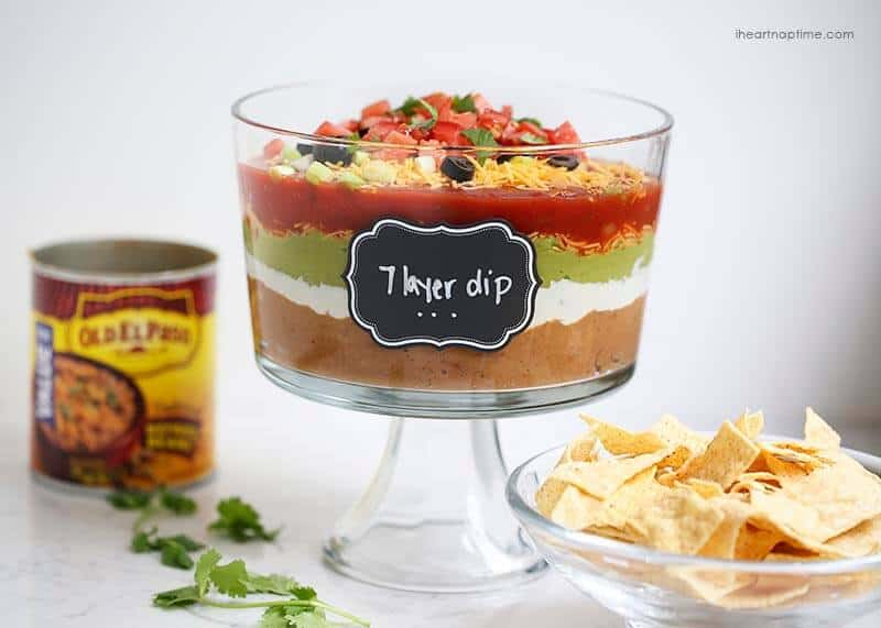 print 7 layer dip yield 12 prep time 20 total