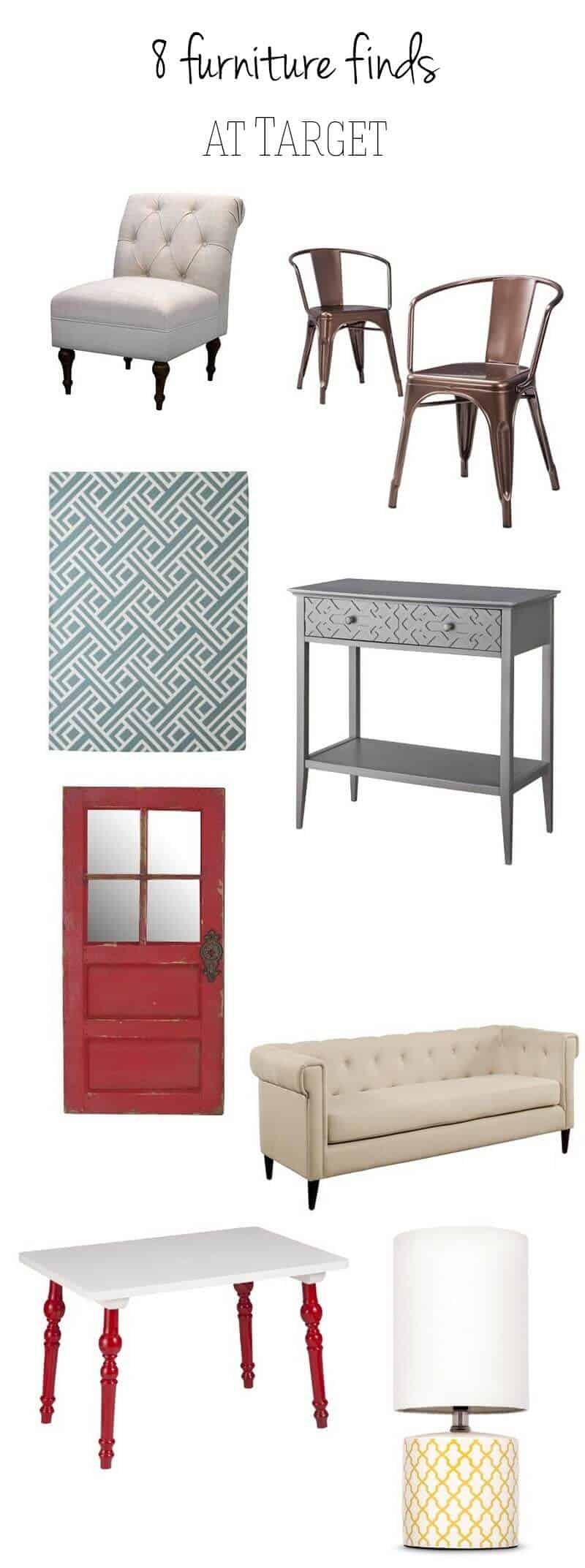 8 Furniture Finds At Target I Heart Nap Time