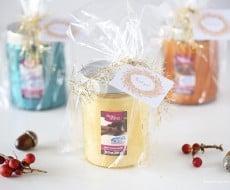 Candle gift idea