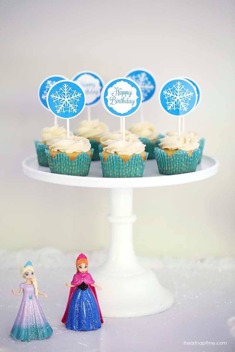 image regarding Frozen Party Food Labels Free Printable referred to as Frozen occasion Designs with Totally free printables