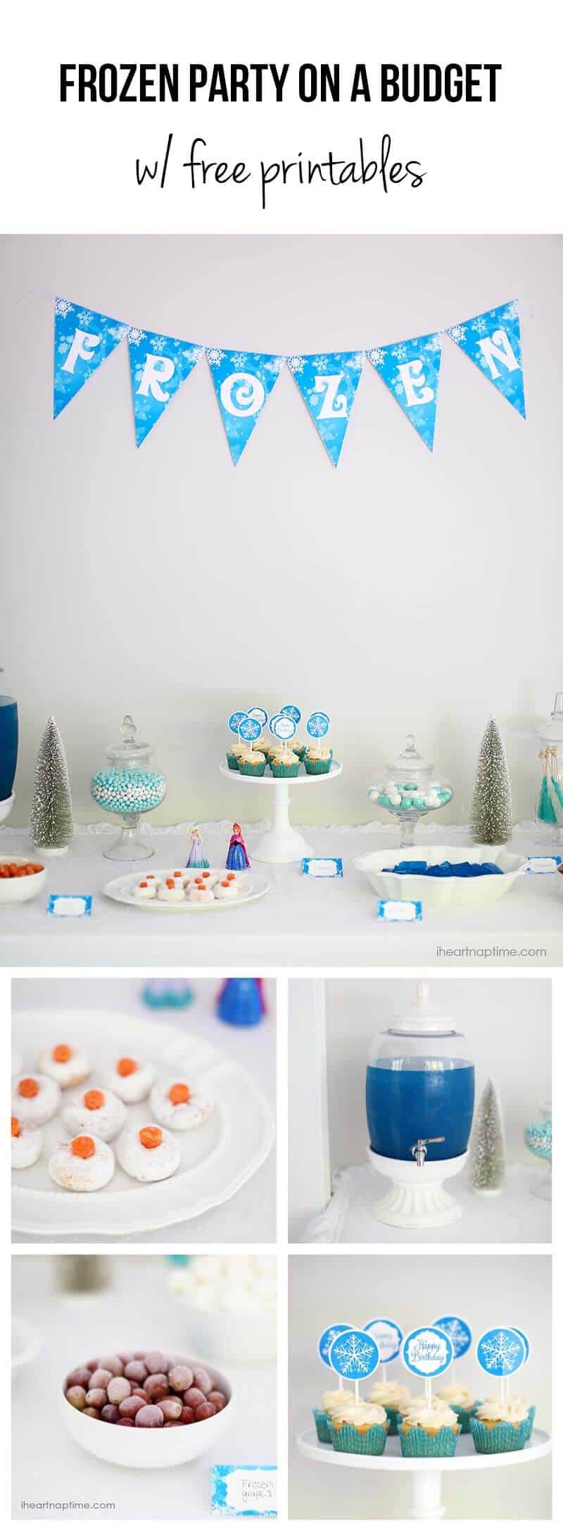 http://www.iheartnaptime.net/wp-content/uploads/2014/10/Frozen-party-ideas.jpg
