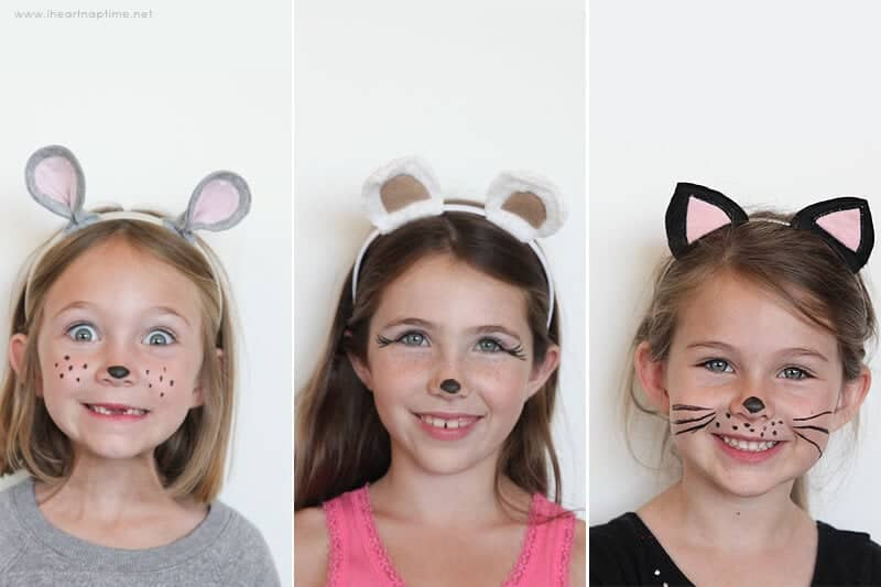 Halloween Headbands on iheartnaptime.com