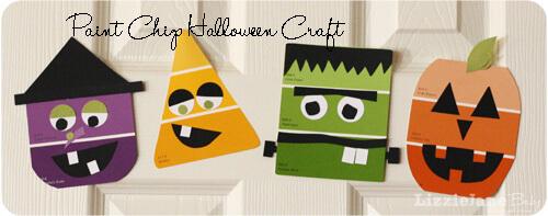 Paint Chip Halloween 1