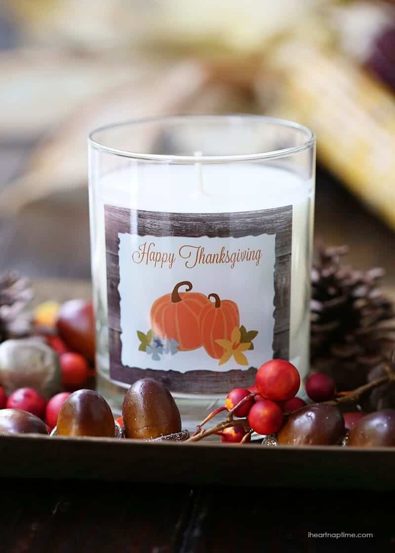 Free printable designs for Thanksgiving + A $200 giveaway to Shutterfly!