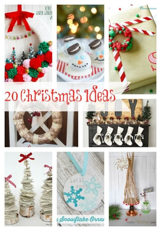 20 Christmas Ideas