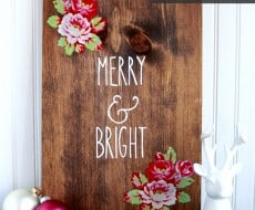 Easy-DIY-Wood-Christmas-Sign