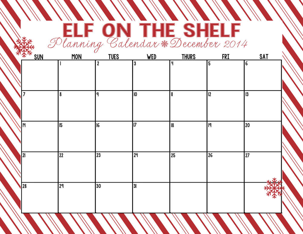 ... Note From Elf On The Shelf Template | New Calendar Template Site
