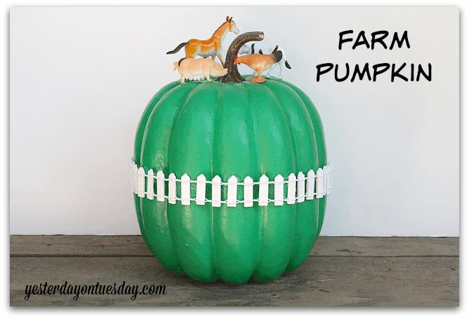 Farm-Pumpkin