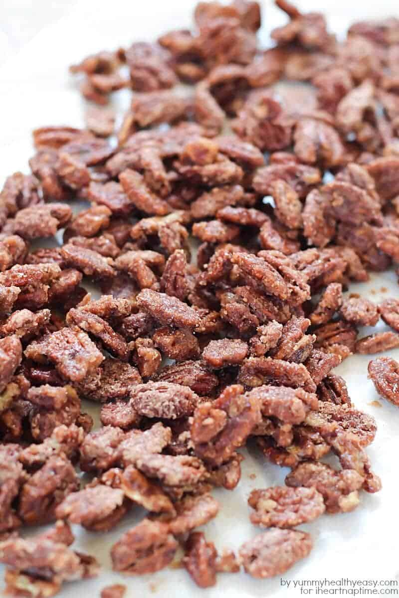 Candied Pecans I Heart Nap Time
