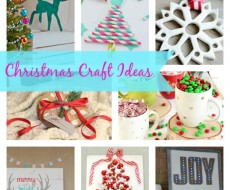 20 Christmas Craft Ideas