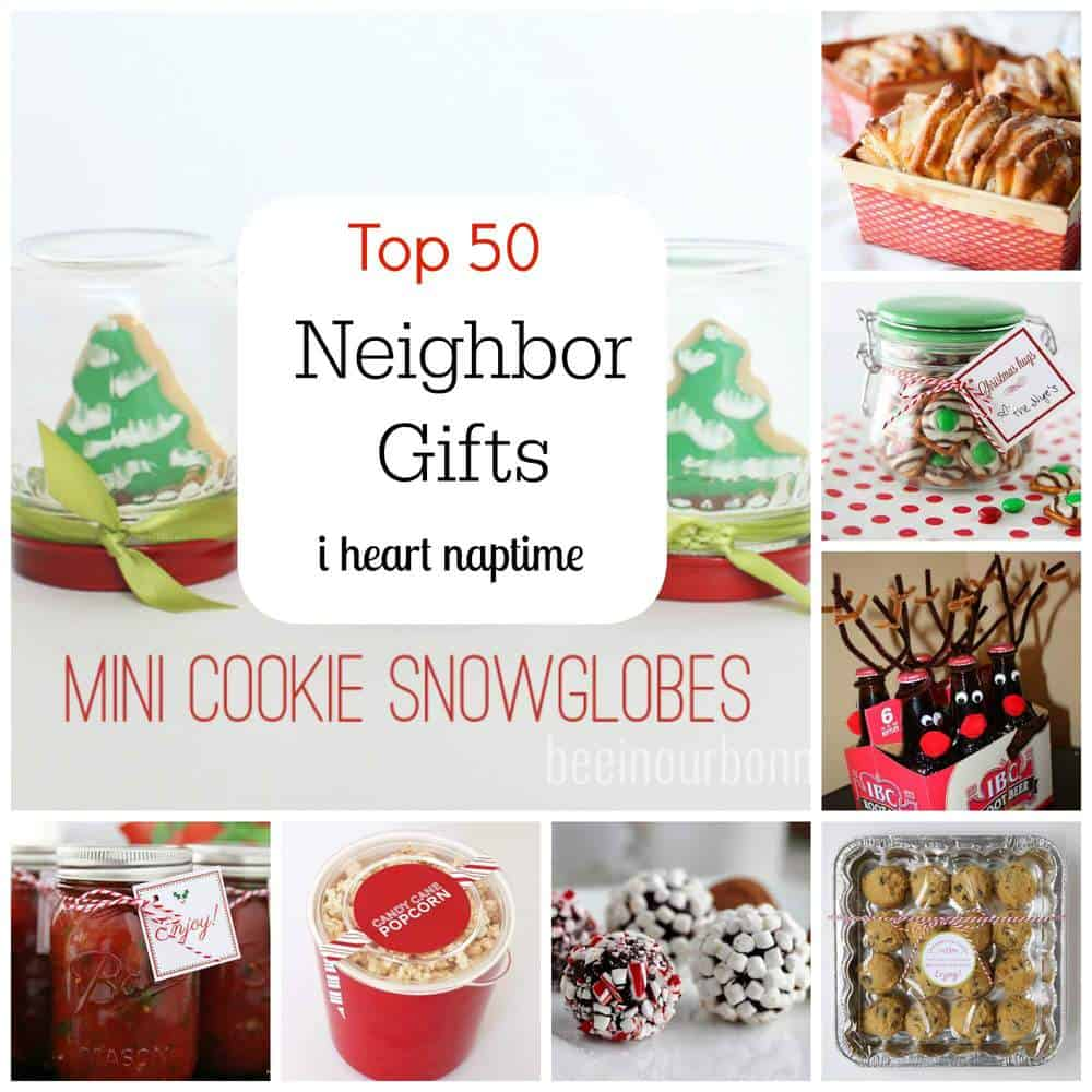 Top 50 neighbor gift ideas i heart nap time top 50 neighbor gift ideas on iheartnaptime something for everyone negle Images