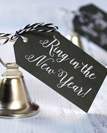 """Ring in the New Year"" printables"