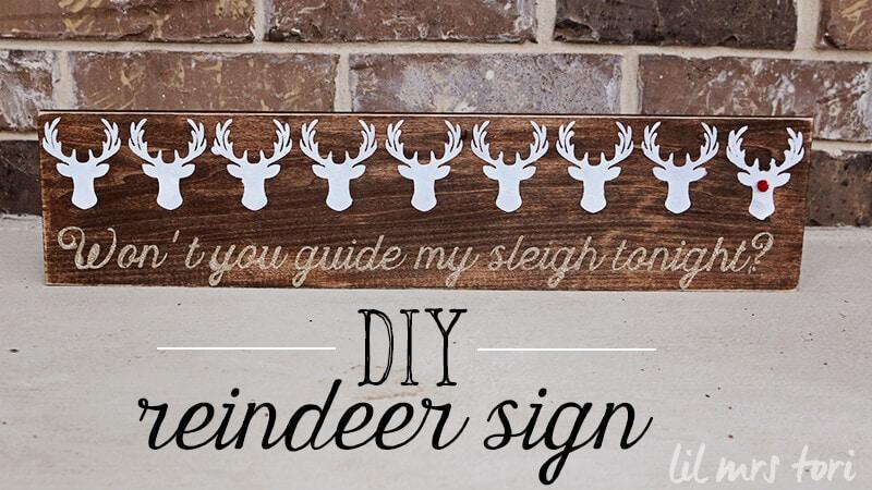 reindeersign