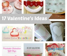 17 Valentines Ideas