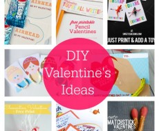 20 DIY Valentine's Ideas