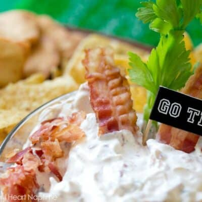 Bacon Dip for Game Day