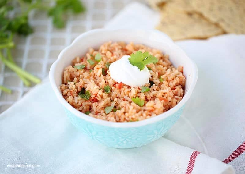 Easy mexican rice i heart nap time easy mexican rice forumfinder Choice Image