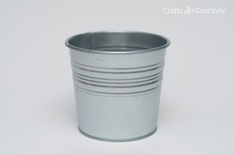 DIY Mod Podge Pots by Crafts by Courtney on iheartnaptime.com