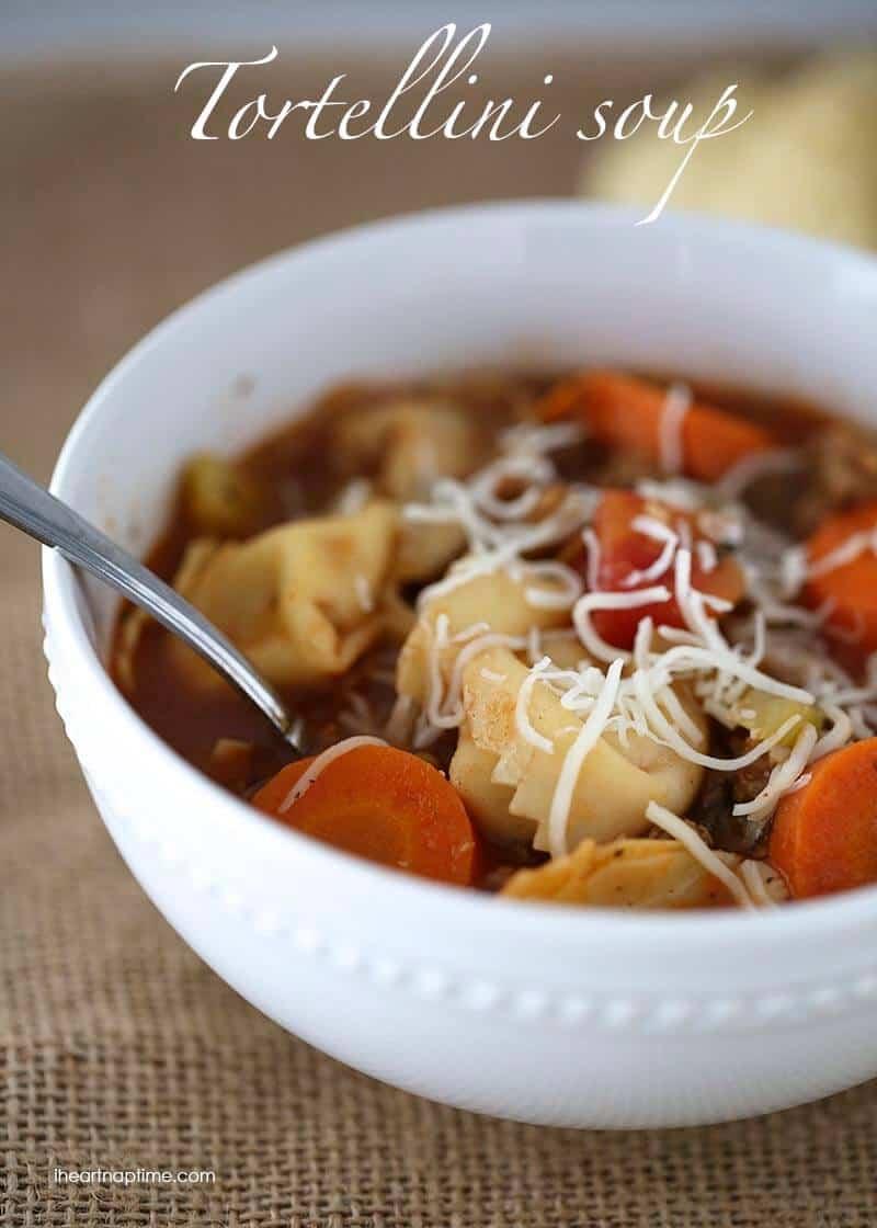 Top 50 Soup Recipes I Heart Nap Time