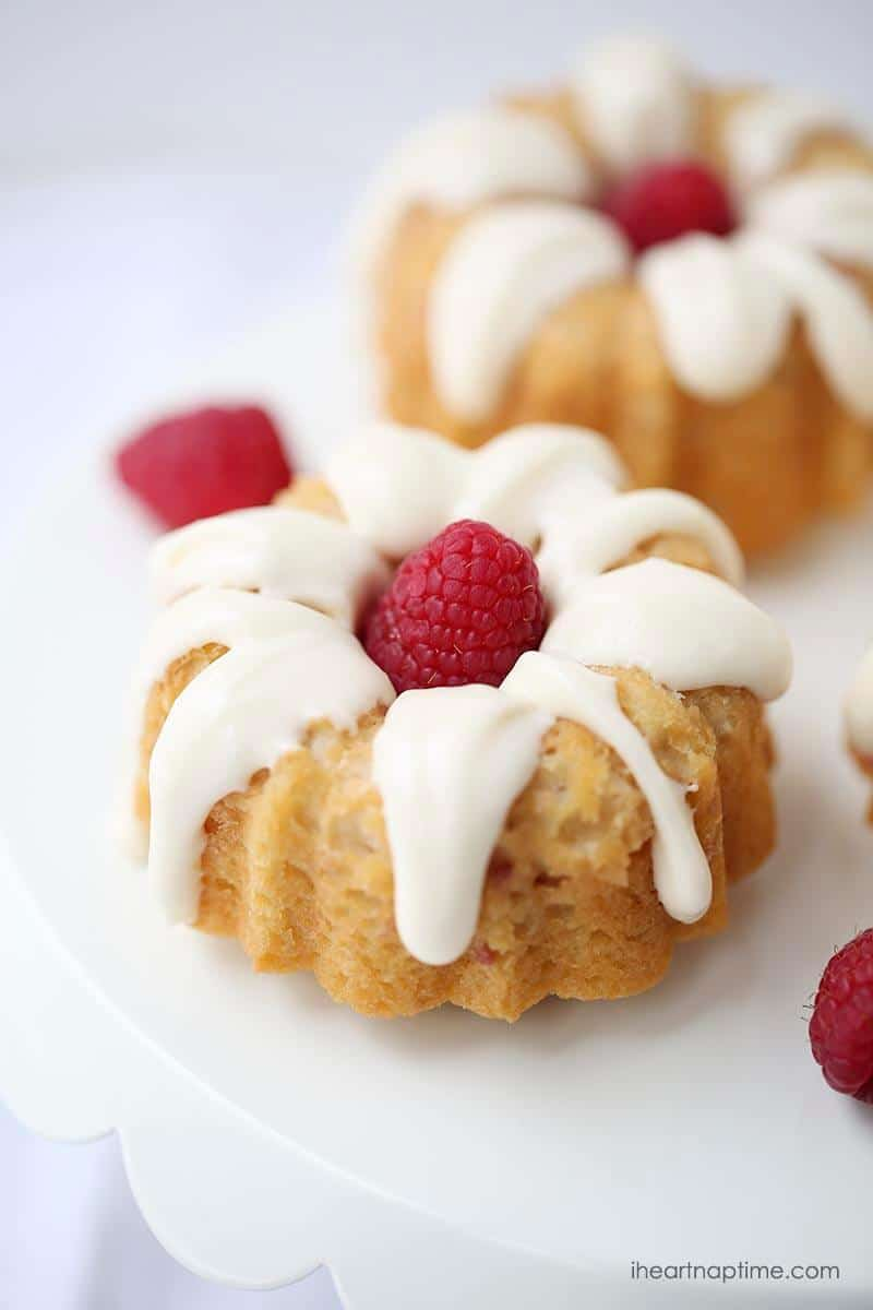 Bundt Cake Recipes White Chocolate Raspberry