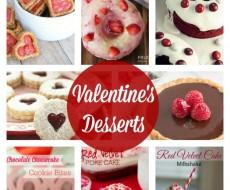 Yummy Valentine's Desserts