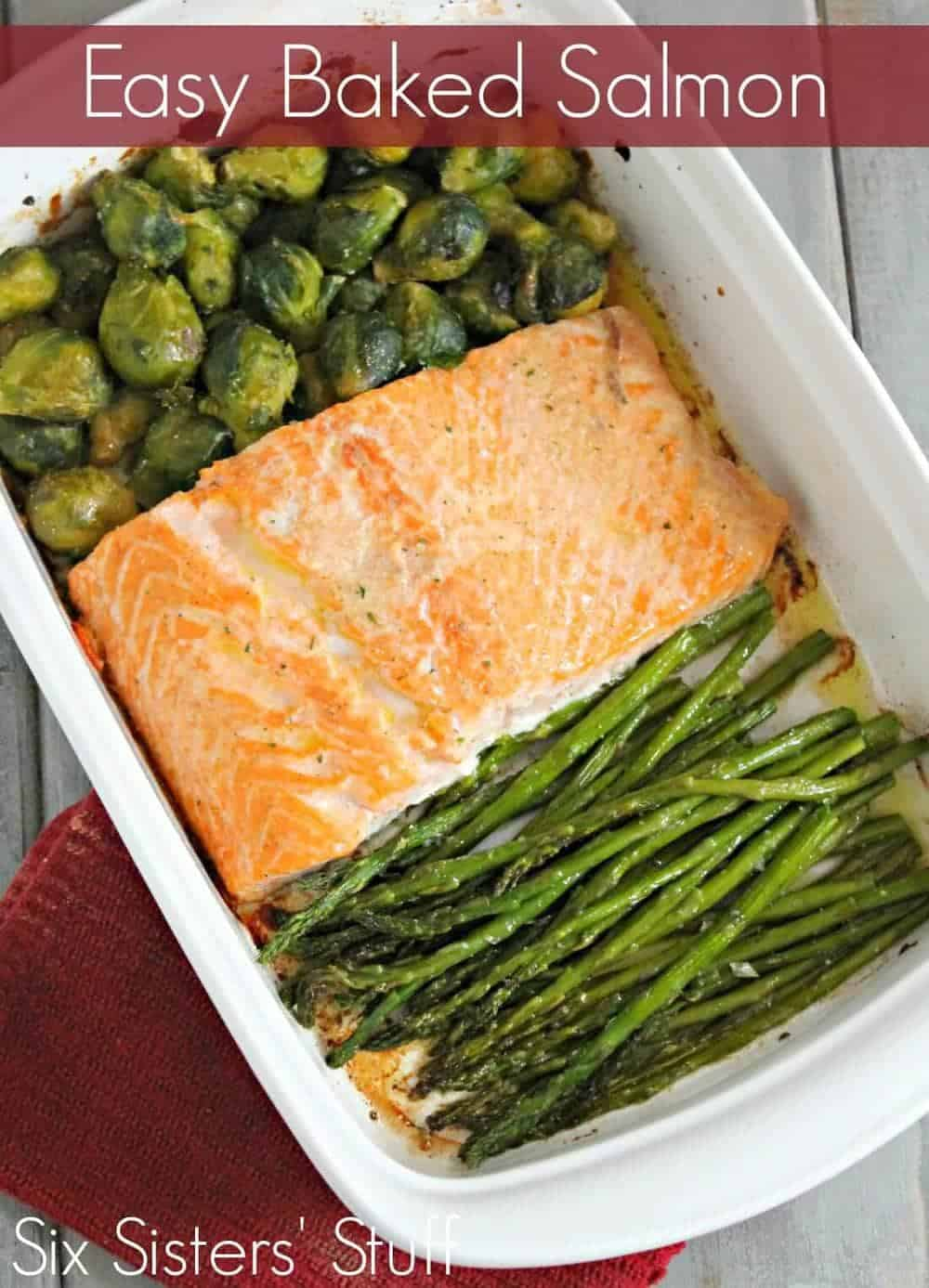 Heart healthy salmon recipes easy