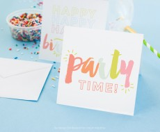 Free Printable Birthday Card 3